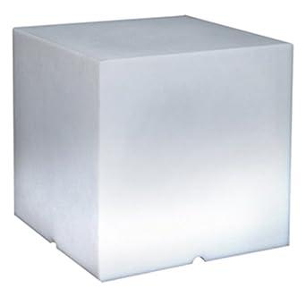 Lumisky 303167 Contemporain Cube Lumineux Sans Fil + Télécommande Avec LED  à Économie Du0027Énergie