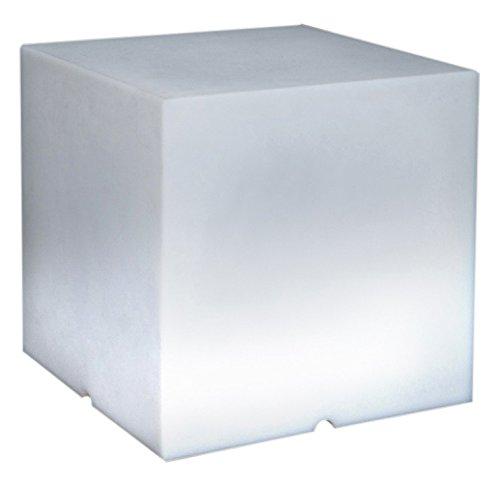 Lumisky 303167 Contemporain Cube Lumineux Sans Fil + Télécommande