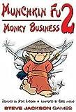 : Steve Jackson Games SJG 1441 Munchkin Fu 2 Monkey Business