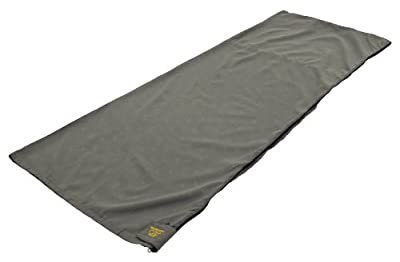 ALPS Mountaineering MicroFiber Rectangle Sleeping Bag Liner