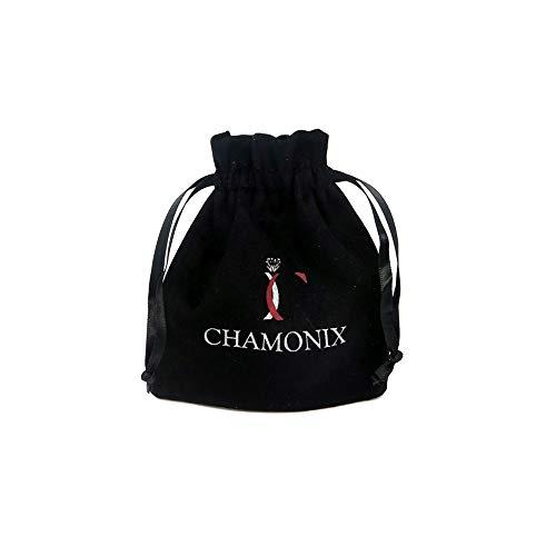 Chamonix Jewelry Womens Tri-Stone Engagement Ring- Womens Cubic Zirconia Round Cut Engagement Ring (7) by Chamonix Jewelry (Image #2)