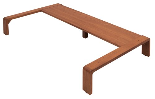 Studio Designs Ponderosa Leg Extensions in Sonoma Brown 13284 (Table Rectangular Extension Leg)