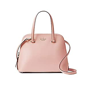 Kate Spade New York Patterson Drive Medium Dome Satchel Purse (Rosy Cheeks)