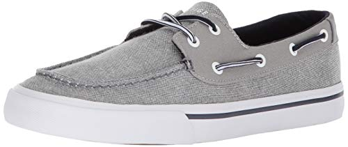 Tommy Hilfiger Men's Phelipo Sneaker, Grey, 7.5 M US
