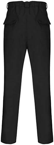 メンズスプライシングリネンワークオーバーオールカジュアルポケットスポーツワークカジュアルズボンパンツ