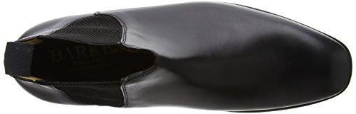 Chelsea Herren Boots Calf BARKER Black Black Eskdale q78HfdnwE