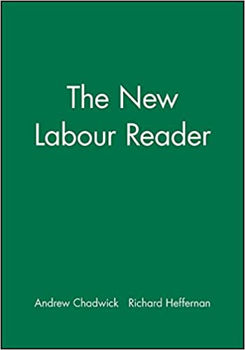 Book The New Labour Reader