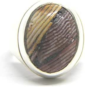 925 خاتم ثعبان استرلينية