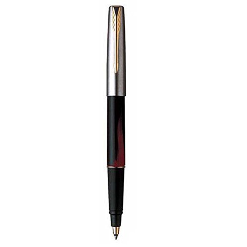 Parker Frontier Marble Red GT Rollerball Pen (Parker Frontier Rollerball Pen)