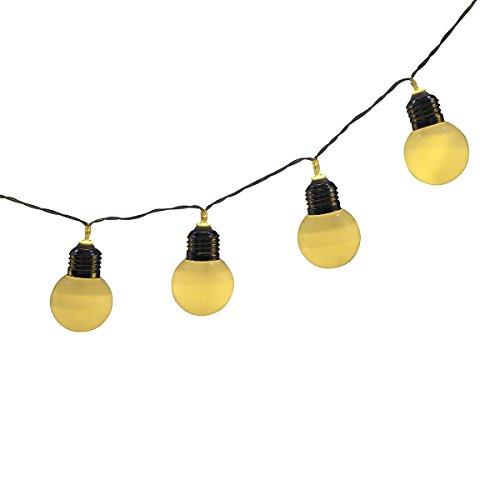 Seekingtag Globe String Light With 10Pcs 2