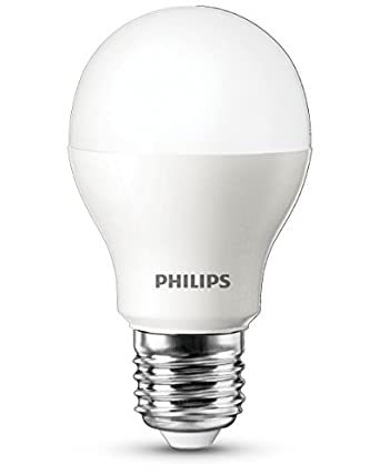 philips led lamp replaces 40 watt e27 2700 kelvin warm white 5 5w 470 lumen. Black Bedroom Furniture Sets. Home Design Ideas