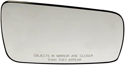 Dorman 56105 HELP!-Look Passenger Side Non-Heated Plastic Backed Mirror Glass