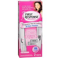 First Response Early Result Pregnancy Tests - 2 Tests, Pack of 6