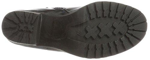 Fritzi Da Prussia Ladies Nanja Chunky Heel Boots Black (black)
