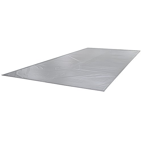 AIRE INDUSTRIAL 906-GPP0816 Gray 8' Wide x 16' Long Garage Floor Mat