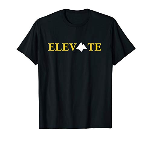 Elevate Denver T Shirt Nuggets Play
