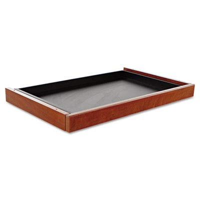 - ALERA VA312414MC Valencia Series Center Drawer, 24-1/2w x 15d x 2h, Medium Cherry