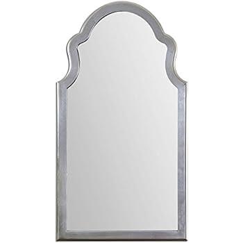 Ideal Amazon.com: Uttermost 12906 Brayden Petite Arch Mirror, Silver  EC34