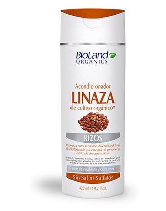 Flax Seed Organic Conditioner 14.2 fl. oz. | Acondicionador De Linaza Orgánica 420 ml