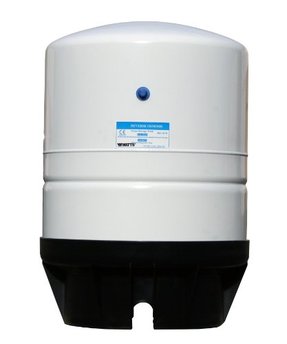 (Watts Premier 119008 10-Gallon White Metal Pressure Storage Water Tank)
