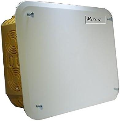MKV Hohlwand Abzweigdose Abzweigdosen unterputz Abzweigkasten Dose UP Geh/äuse 230x176x79mm