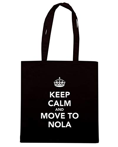 CALM AND Nera Shopper TO KEEP Borsa TKC2809 NOLA MOVE PInwB