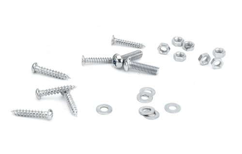 Tradespro 836339 Metric Screw and Nut Assortment, -