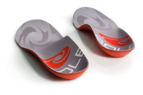 SOLE Softec Response Thin Sport Heat Moldable Custom Insoles Size: M11 Red