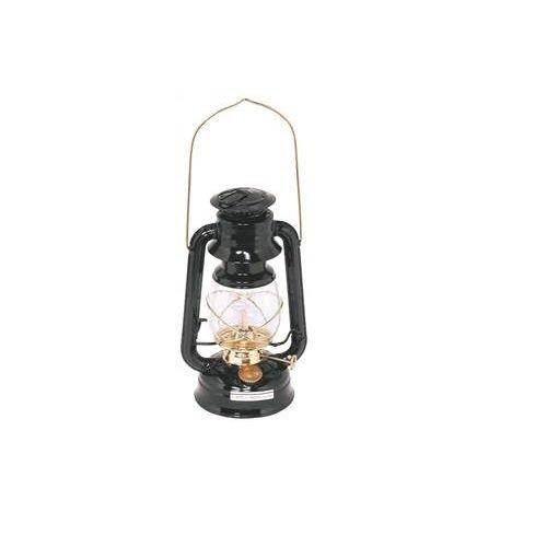 Glo Brite by 21st Century 210-76000 Centennial Gold Trim Oil Lantern, Black by Glo-Brite