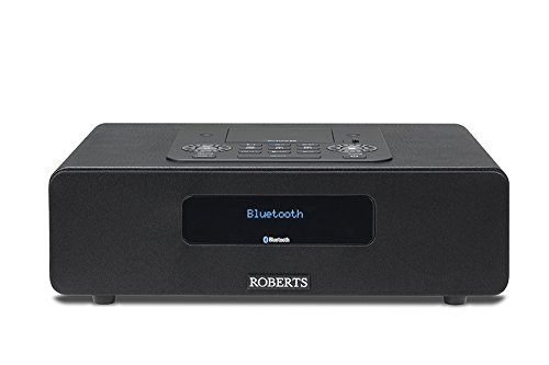 Roberts Blutune 65 DAB/DAB+/FM RDS Bluetooth Sound System with Dock for...