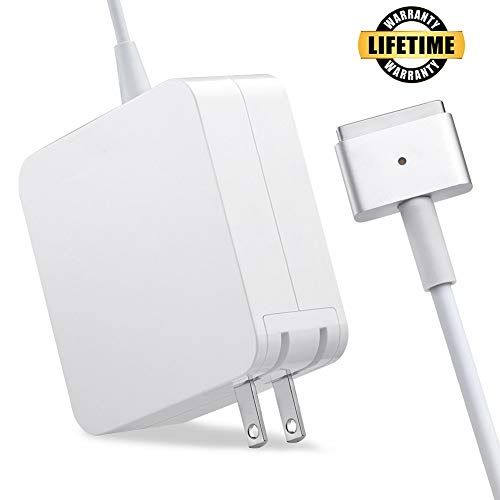 DODAUG Macbook Air Charger Replacement 45W T-Tip Ac MagSafe 2 Power Adapter Charger for Macbook Air 11-inch and 13-inch by DODAUG