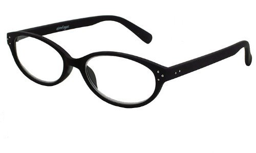 About Eyes Ynez Dots Pattern Ready To Wear Reading Glasses With Soft Case +3.5 Black With - Reading Glasses Uk Ready