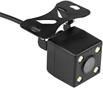 Okuguy 4 LED車のリアビューカメラのバックアップ駐車場ナイトビジョンバックミラーカメラ防水