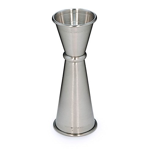 Cocktail Kingdom Japanese Style Jigger 1oz/2oz – Stainless Steel