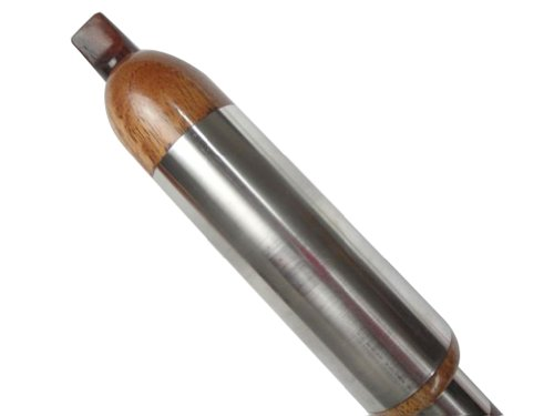 Sandalwood Bawu Vertical Pipe Ba Wu Flute + Case #105