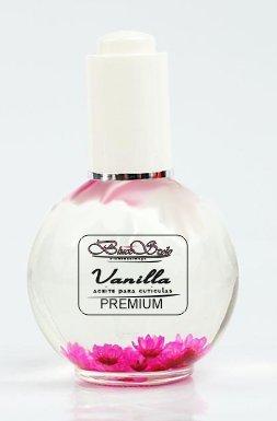 Aceite de cutículas 75ml - aroma ALMENDRA - manicura y pedicura Blucc Style