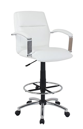 BarcaLounger 0055-MA Drafting Chair, Ivory