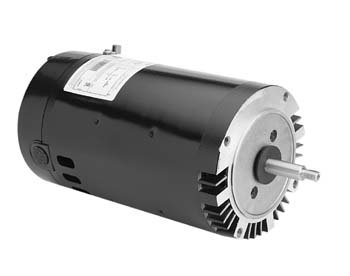 A.O. Smith C-Face Pool Motor FR 2HP EE 230V ST1202