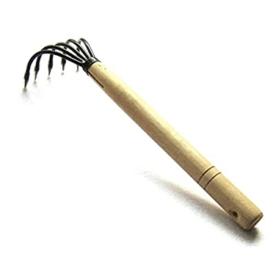 "15"" Gardeners Claw Rake 