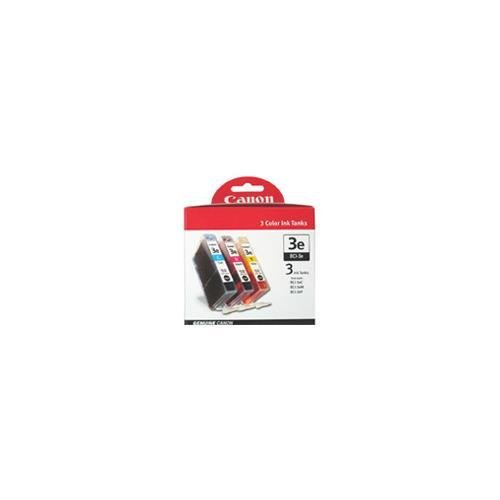 Bci Tank Cyan Ink 3e (CANON color ink cartridge multi-pack (#bci-3e) 4480A263)