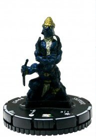 Heroclix Mage Knight: Resurrection Starter Set #101 Za'Rax'As Figure Complete with Card