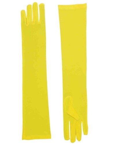 (Forum Novelties Women's Long Nylon Yellow)
