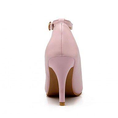 Beige Automne Talons Marche Confort À Lvyuan Boucletalon ggx Décontracté Nouveauté Chaussures Printemps Femme Polyuréthane Habillé zfqxTxF6