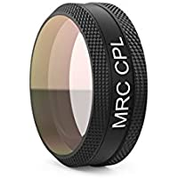 PGYTECH Mavic Air Filter UV/ND4/ND8/ND16/ND32/CPL Filter Kit Lens Filters for DJI Mavic Air RC Quadcopter Drone Accessories (CPL)