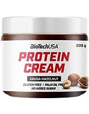 BioTechUSA Protein Cream, whey protein, no added sugar, sweeteners