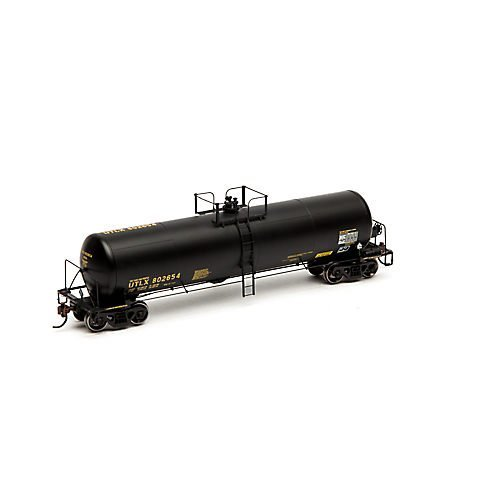 Descuento del 70% barato HO RTR RTC 20,900-Gallon 20,900-Gallon 20,900-Gallon Tank, UTLX negro  802654 by Athearn  precios ultra bajos
