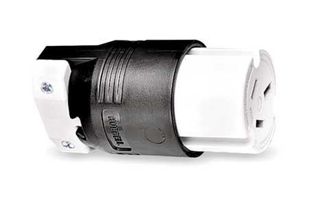 Connector, 10-50R, 50A, 125/250V