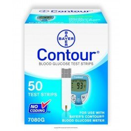 Bayer s Contour® Blood Glucose Test Strips-Program Retail...