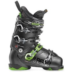 Nordica Hell & Back H2 Ski Boots - Green 26.5