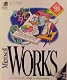 img - for Microsoft Works 3.0 for Windows book / textbook / text book